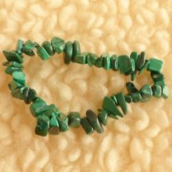 Bracelet Malachite ~ Terre-Mère