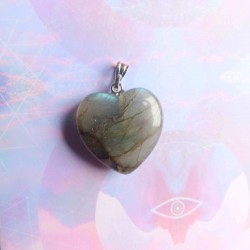 Labradorite ~ Protection douce
