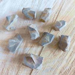 Staurotide (staurolite) ~ Equilibre