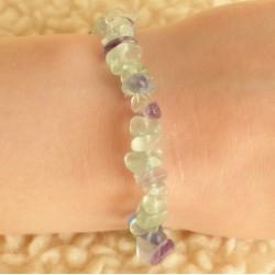Bracelet Fluorine Arc-en-ciel ~ Stabilité