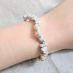 Bracelet Howlite ~ Contrôle